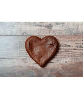 Moelleux au chocolat cœur 8...