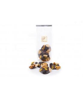 Mendiants chocolat noir 100Gr