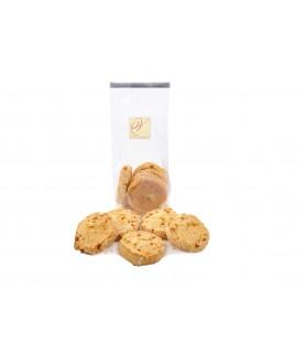 Biscuits sablés au caramel...