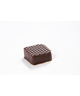 Ganache chocolat noir à 70%...
