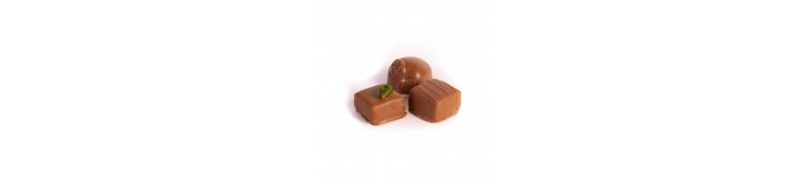 Pralines chocolat au lait